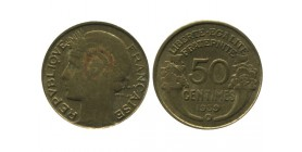 50 Centimes Morlon Bronze Aluminium