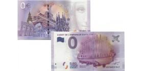 0 euro canot de l'empereur Napoléon Ier