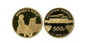 500 Francs Mozart