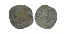 Franc au Col Plat Henri III