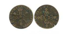 Six Deniers Dit Dardennes Louis XIV