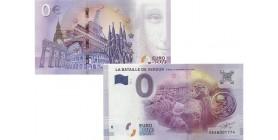 0 euro Verdun - Bataille de Verdun