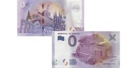 0 euro Verdun - Mémorial