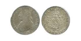 Ecu aux Lauriers Louis XVI