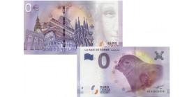 0 Euro Baie de Somme Phoque Gris