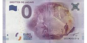 0 Euro Grottes de Lacave