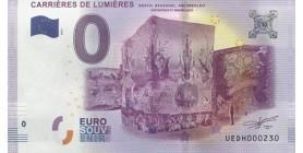 0 Euro Carrières de Lumières