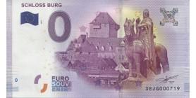 0 Euro Schloss Burg