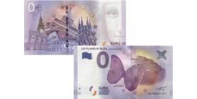 0 Euro Le Planeur Bleu