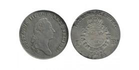 Suède - 1 Daler Gustave III - 1781 O.L