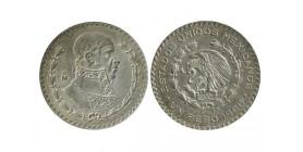 Mexique - 1 peso 1966