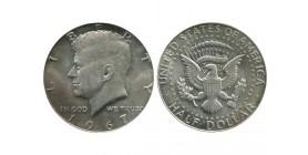 Etats Unis 1/2 dollars 1969 D