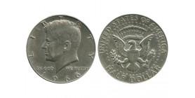 Etats Unis 1/2 dollars 1967