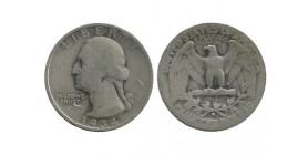 Etats Unis 1/4 dollars 1952