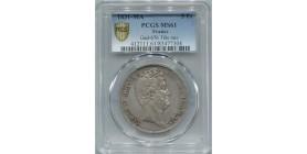 5 francs Louis Philippe Ier