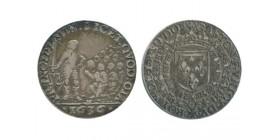 Jeton Gaston de France Dombes