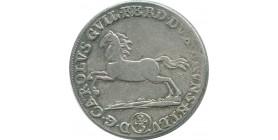 Allemagne -  Brunswick Wolfenbuttel - 2/3 thaler 1799 MC