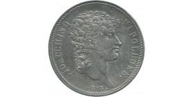 Italie Naples Sicile 5 lires Murat 1813