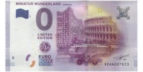 0 Euro Miniatur Wunderland Hamburg