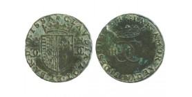 Jeton Mariage Claude de France et Charles III Lorraine