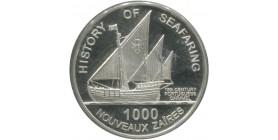 Zaïre - 1000 Nouveaux Zaïres 1997