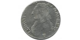 Louis XV - Ecu au bandeau
