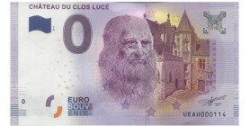 0 Euro Château du Clos Lucé