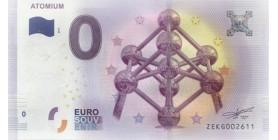 0 Euro Atomium
