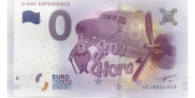 0 Euro D-Day Experience
