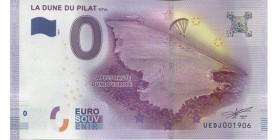 0 Euro La Dune du Pilat 117m