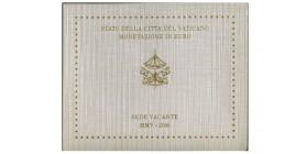 Série B.U. Vatican Siège Vacant 2005