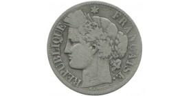 2 Francs Ceres Avec Légende