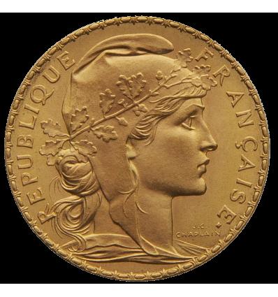 20 Francs Napoléon type Coq