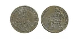 Jeton Louis XIV Nuremberg