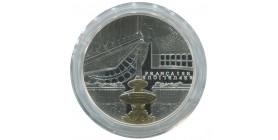 10 Euro Unesco - Rives de Seine 2017