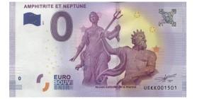 0 Euro Amphitrite et Neptune