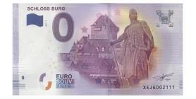 0 Euro Schloss Burg (2)
