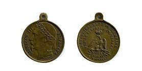 Médaille  Rétablissement de l'Empire par le Suffrage Universel