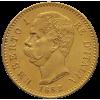 Union Latine 20 francs Or