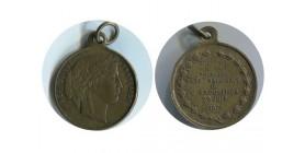 Médaille  Souvenir de la 1ère Fête Nationale de l'Exposition