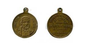 Médaille  Souvenir de la Fête célébrée en l'honneur de Victor Hugo