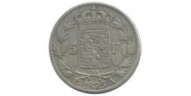 5 Francs Charles X 1er type