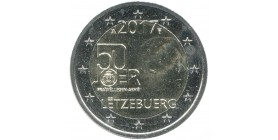 2 Euros Commémoratives Luxembourg