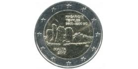 2 Euros Commémoratives Malte