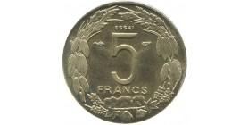 5 Francs Afrique Equatoriale - AEF - Cameroun