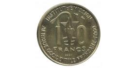 10 Francs Afrique Occidentale Française Togo