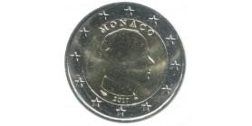 2 Euros Commémoratives Monaco 2017
