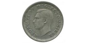 3 Pence Georges VI Grande Bretagne Argent - Grande Bretagne