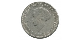 10 Francs Charlotte Luxembourg Argent