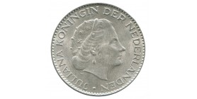 1 Florin Juliana Pays - Bas Argent